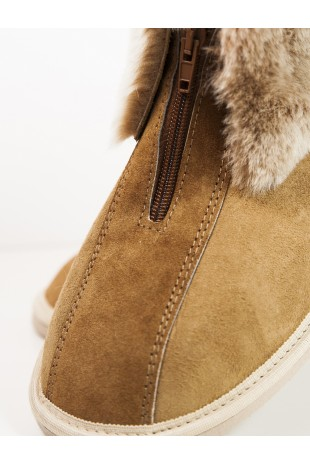 Luxury Womens Sheepskin...